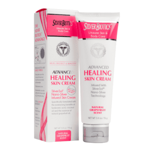 Silver Biotics Skin Healing Cream